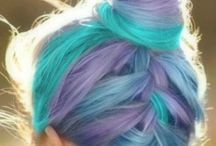 Colorations cheveux / by Jenny Paquet