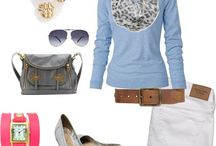 Outfit Ideas / by Sarah Wilson