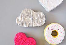 par-tay - Piñata / Tutorials, decor, gifts, edibles, inspiration / by chellise