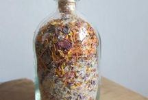 Herbal Bath Teas & Other DIY Natural Beauty Products / by Teri May