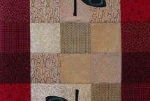 Quilts - Table/Bed Tops, Runners,  / by Lori M Baron