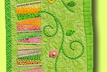 table runners / by Donna Lane