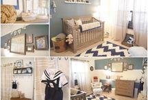Brooks' baby room! / by Kristi Lynne