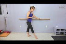 dance choreo, stretches, ideas / by Amanda Wittenauer