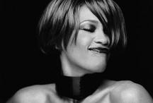 Whitney Houston / by Joan Gerwing
