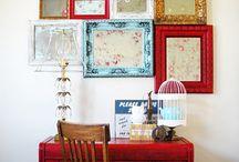 DESIGN || desk / a space to create / by Sarah Copeland