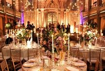 New York City Wedding Venues / Amazing Wedding Venues in New York City / by NY Gets Wed