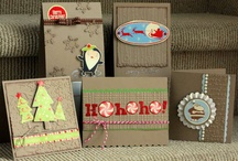 Papercrafts and cards-Christmas / by Lori Wintrow
