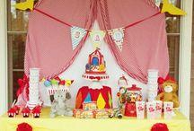 Carnival birthday / by Greerbo Mcdonald