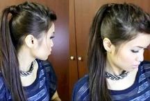 hair, makeup,, / by bella favakeh