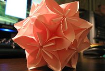 Paper Tricks & Origami / by Margaret Shaw