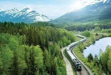 Train travel / by Jody Stearns Hicks