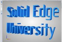Solid Edge / All things Solid Edge. If you see an interesting Solid Edge image, feel free to post.   This is a community experiment and NOT an official Solid Edge board.  / by Mark Burhop