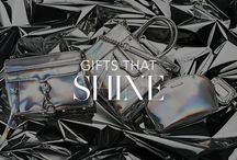 Gifts That Shine / Rebecca Minkoff Holiday Gift Guide / by Rebecca Minkoff