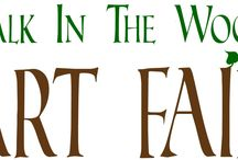 2014 Walk in the Woods Artists / Here's the list of artists that will be exhibiting at St. Germain's 7th Annual Walk in the Woods Art Fair from 9:00 AM to 3:00 PM on Saturday, June 7, 2014. Artists from around the Midwest will present pottery, paintings, photography, handmade jewelry, woodcarvings and furniture. Wine tasting and sales and live music. / by St. Germain Area Chamber of Commerce, Inc.