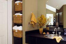Bathrooms / by Jennifer Blevins