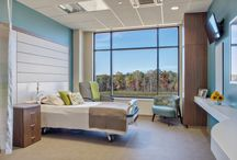 Healthcare: Modern Design for Patient and Waiting Rooms / Our healthcare design board shows a collection of new design trends in the industry's patient and waiting rooms.  / by Parterre Flooring