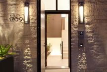 entry spaces / by Abeo Design