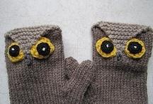 Knitting... / by Regina Donato