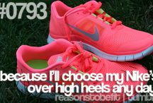 Running Inspiration  / by Jackie Nicole