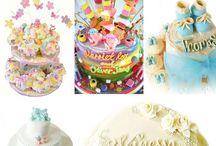 Cakes Inspiration / by Rhoda Schultz