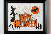 Cricut Halloween Projects / by Tracie K