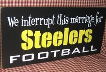 Steelers girl / by Nikki Martinez