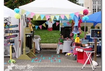 booth ideas / by Lindsey Mershon