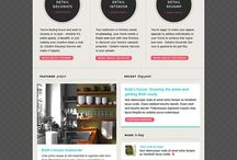 Web Design / by Simon Breton