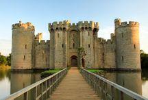 English Castles / by Jacine Kylo