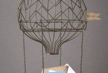 Hot air balloon / by Catherine Leslie