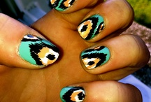get nailed / most of my own nail art. some inspirations and polishes i love / by Annie Stimson