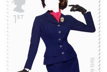 Hardy Amies / British Fashion At It's Best    / by oldsmocksnewfrocks
