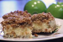 Dessert Recipes / by Busy-at-Home/ Glenda Embree