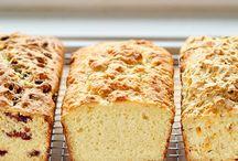 Bread / by Regan Templeton