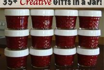35+ Creative Gifts in a Jar! / by brian e.