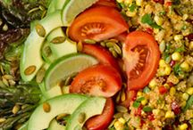 Yum Yums: Salads! / by Laurie Lyons