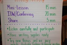 Writing Workshop / Great Ideas / by Hillary Moser