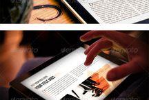 Digital Publications / by Mackenzie Gillett