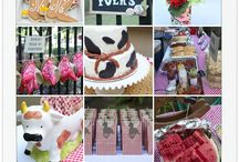 Ember's 2nd Birthday Party / by Autumn Newsom