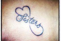 Tattoo ideas / by Amy Mundsinger