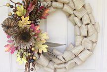 Wreaths / by Megan Jutras