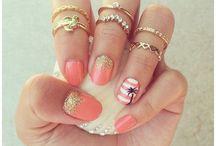 Nails / by Sabrina Rose