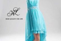 Isabella prom dress / by Linda Green