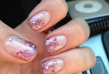 hair and nail designs / by Sherry Boles