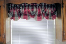 """Top Treatments (""""Toppers"""") Window Treatments - Toledo / Examples of soft window treatments called Top Treatments or """"Toppers"""", for short. / by Window Treatments"""
