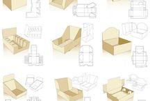Embalagens e pacotes / by Mariana Mesquita
