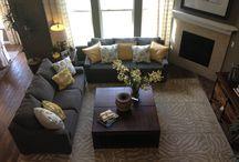 living room / by Jen Govert