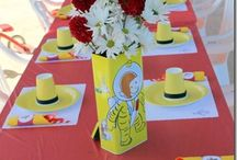 Curious George Party Ideas / by Shelby Stevens