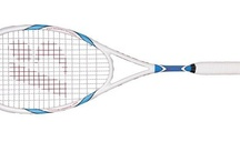 Bonny Squash Rackets / by Squash Source